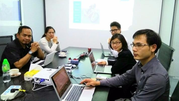 印尼SNI认证IGS机构来访ATIC