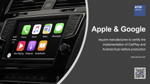 CarPlay&Google Android Auto Certification